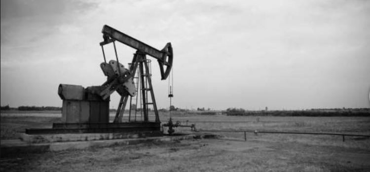 La ruina de la industria petrolera y de un pais que 'vivía' del petróleo